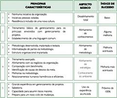MMGP - Um modelo brasileiro de maturidade em gerenciamento de projetos (4/6)