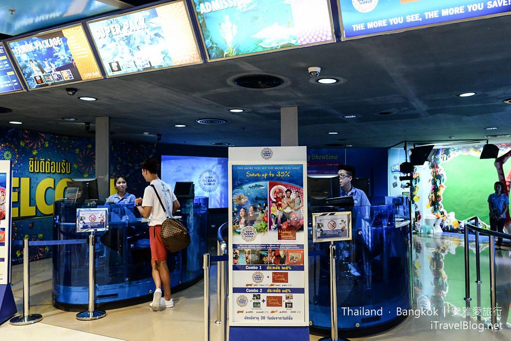 Siam Ocean World Bangkok 06