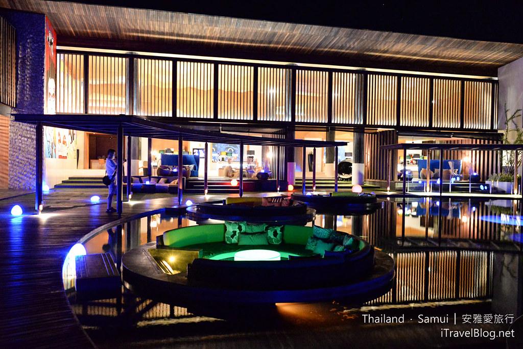 蘇美島酒店 W Retreat Koh Samui 56