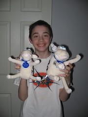 Sean's new friends