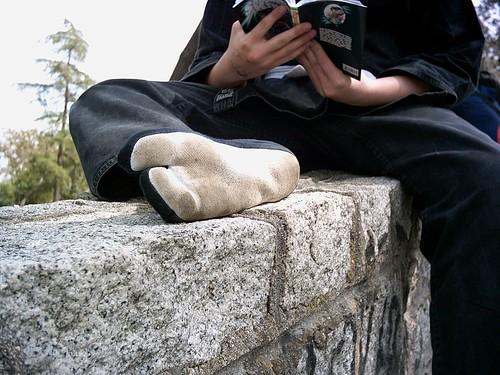 El pie de Marcos