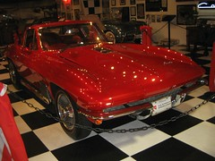 1964 New York World's Fair Mitchell Styling Corvette