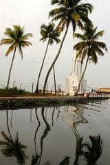 kerala church reflections