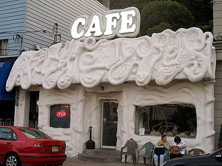 The Cave Edgewater Nj Restaurants