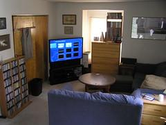 Viewing setup - After