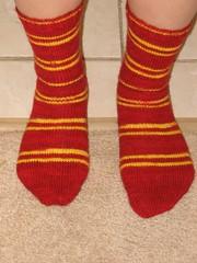 Beth's socks
