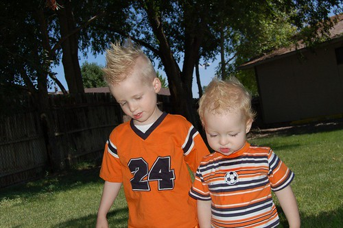 The Mowhawk Brothers