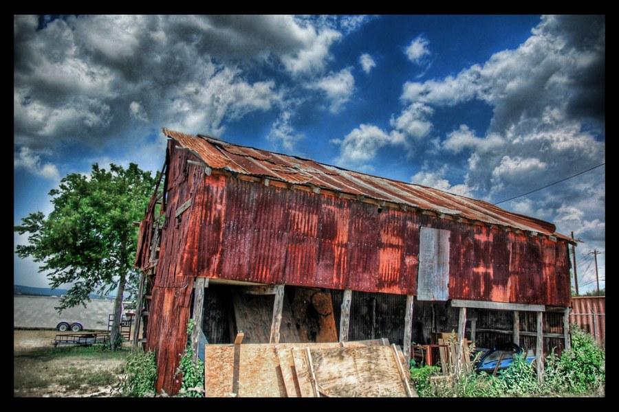 Abandoned Slaughterhouse