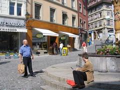 Lush Shop Lausanne