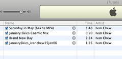 Convert MP4 audio to MP3 - step 1