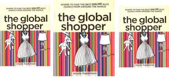 Hot New Book: The Global Shopper by Nicole Hopkinson