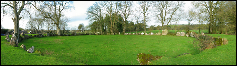 Image result for lough gur stone circle images