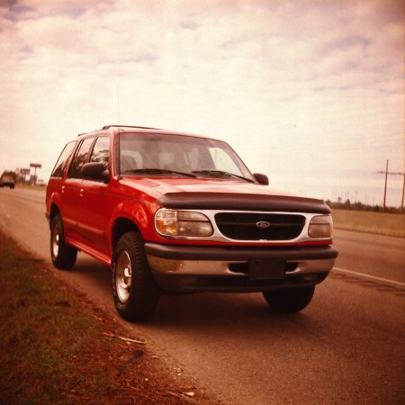 the day my truck broke down in mississippi
