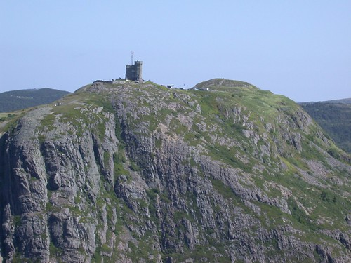 Signal Hill from South Side Hills
