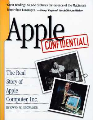 Portada Apple Confidential