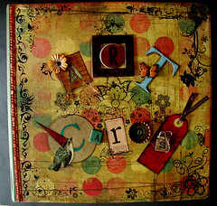 Altered Binder - Work In Progress - Cover
