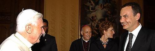 Zapatero papa