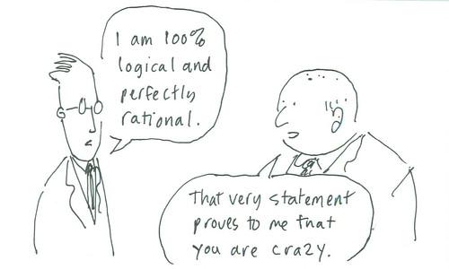 Communication Nation: Logical paradox