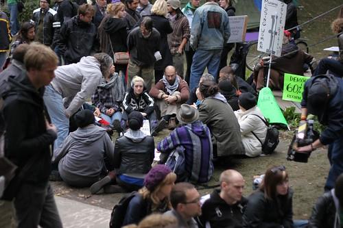 Occupy Toronto Working