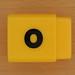 Pushfit cube letter o