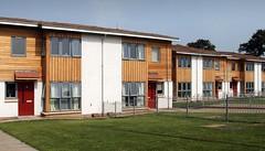 The new homes at Ferniehill Road, Edinburgh