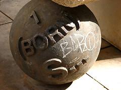 Algú sap la historia de les boles del born?
