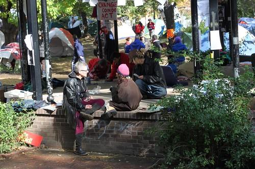 OccupyToronto Day 10