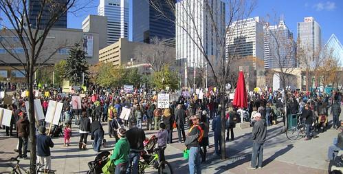 Occupy Edmonton