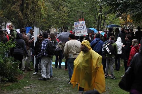 Saturday at OccupyToronto
