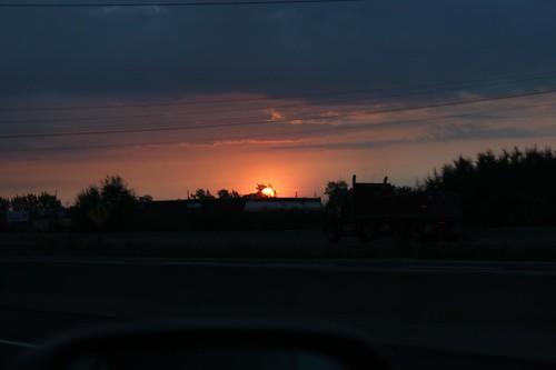 Early Morning RoadTrip