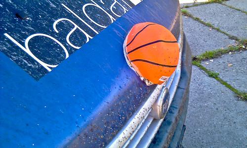 Krepšinio isterija