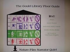 Quiet Levels: 2nd floor