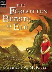 女巫與幻獸 英文版封面1