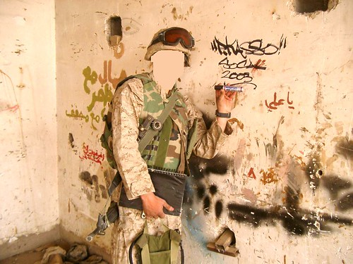 Graffiti.org:  Iraq 2003