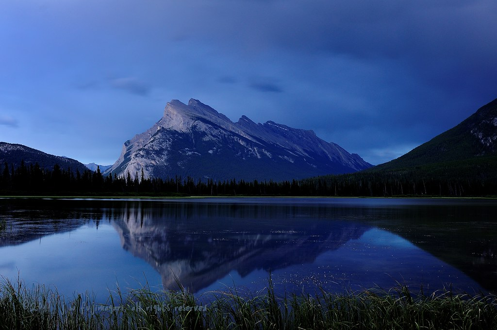 Blue Hour Rundle