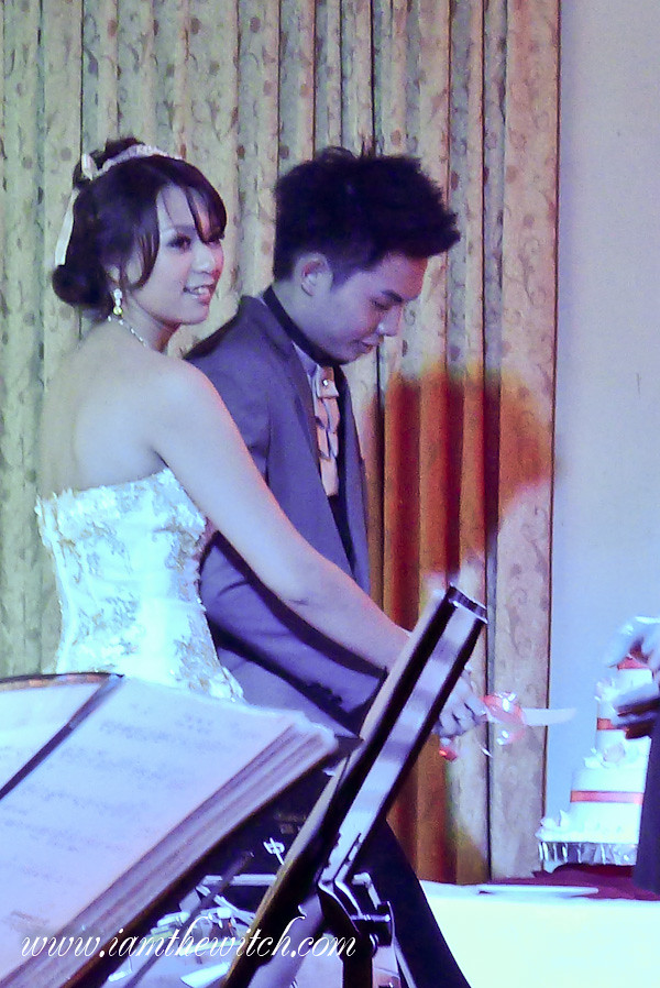CH wedding