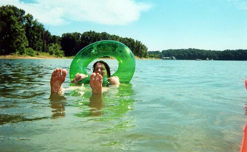 Ern at the Lake