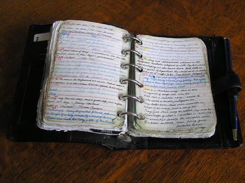 pocket filofax