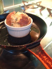 Courgette souffle