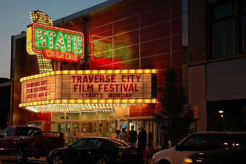 2006 Traverse City Film Festival by Mark O'Brien