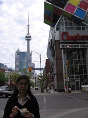 Going to the CN Tower