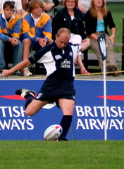 Rugby, IV: Kick for Two