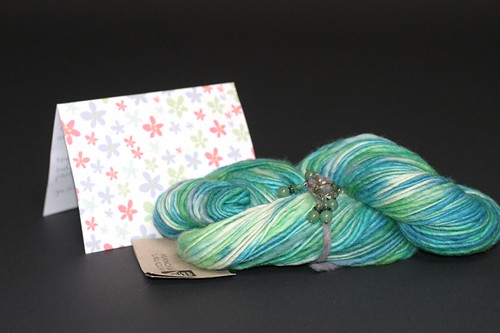 One Skein Secret Pal Exchange