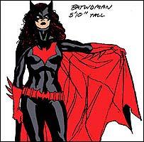BATWOMAN is a trademark of Titan Books