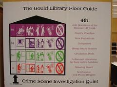 Quiet Levels: 4th floor