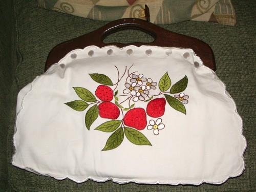Strawberry Purse