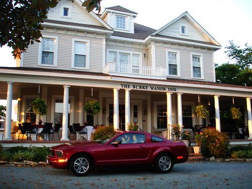 Burke Manor