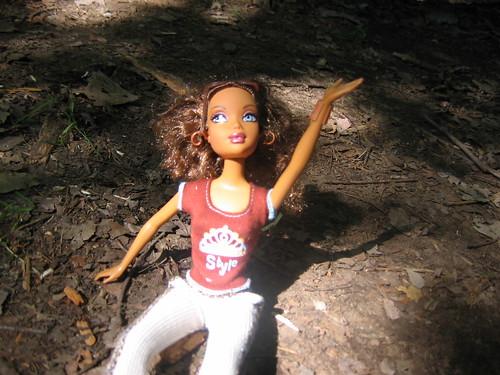 Oprah's Camping Adventure!