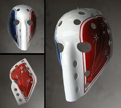 Richard Sevigny Mask