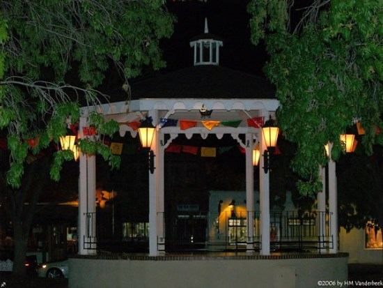 Gazebo in Old Town